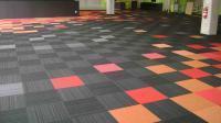 Контактная модульная ковровая плитка